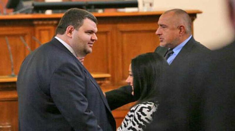 Средствата, които депутатът от ДПС и бизнесмен Делян Пеевски декларира
