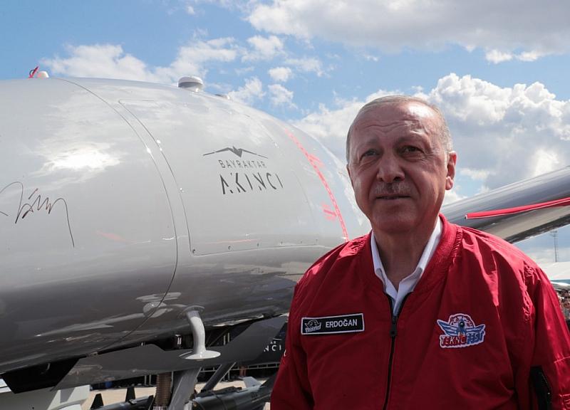 Президентът на Турция Реджеп Тайип Ердоган разкритикува Съвета за сигурност
