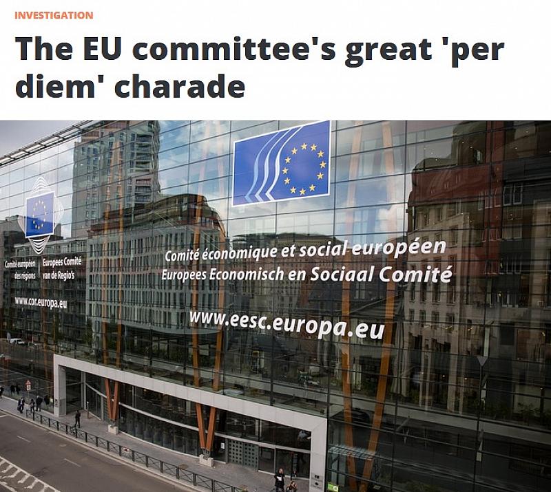 Безцеремонна, но законна схема за източване на парите на европейските