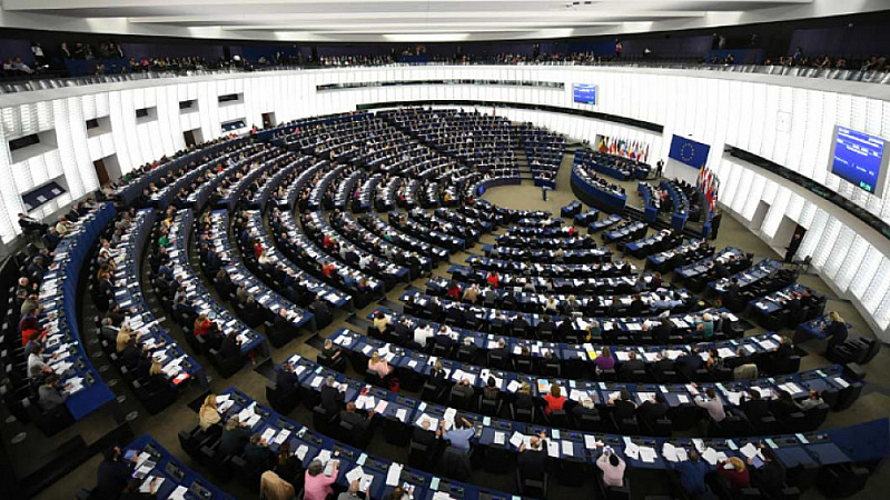 Европейският парламент се събира днес на първото си заседание за