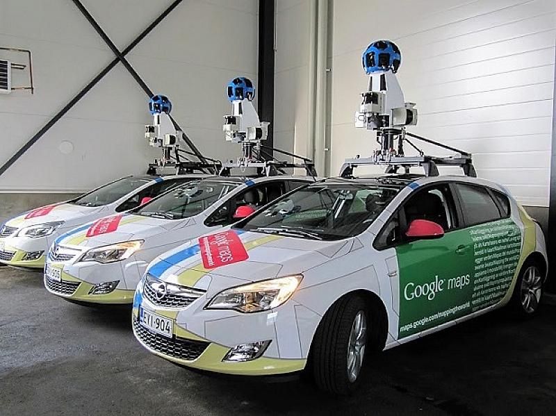 Това лято колите на Google отново ще обиколят улиците в