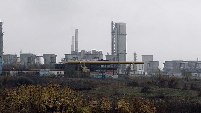 Фирмата, която стопанисва опасен серовъглерод на територията на бившия завод