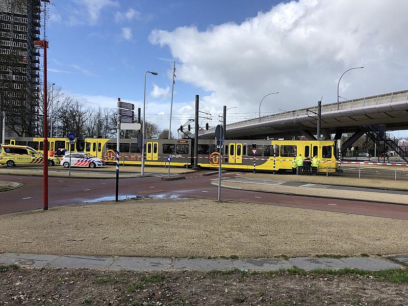 На няколко места в Утрехт днес е имало стрелба, съобщи