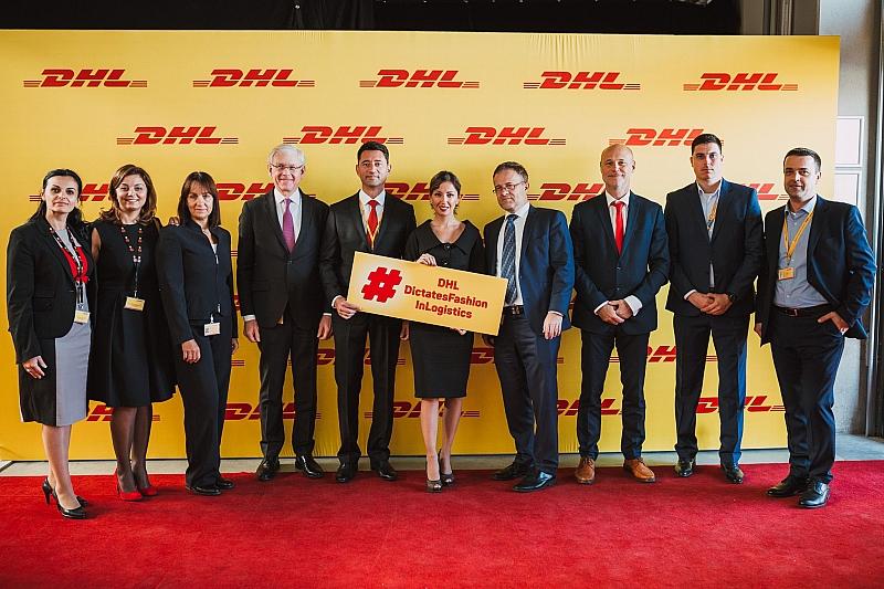 Лидерът в световната логистична индустрия DHL Express откри своя нов