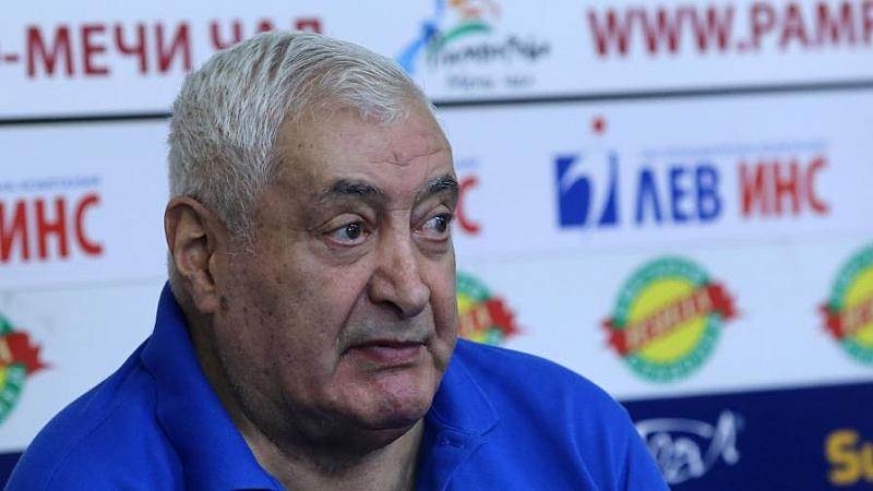 Големият български футболист и треньор Иван Вуцов почина на 79-годишна