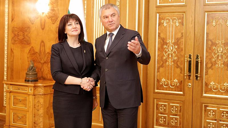 България желае да развива с Руската федерация отношения, основани на
