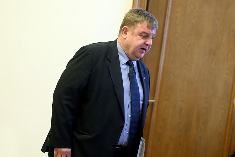 ВМРО преизбра Красимир Каракачанов за председател на партията. Делегатите на
