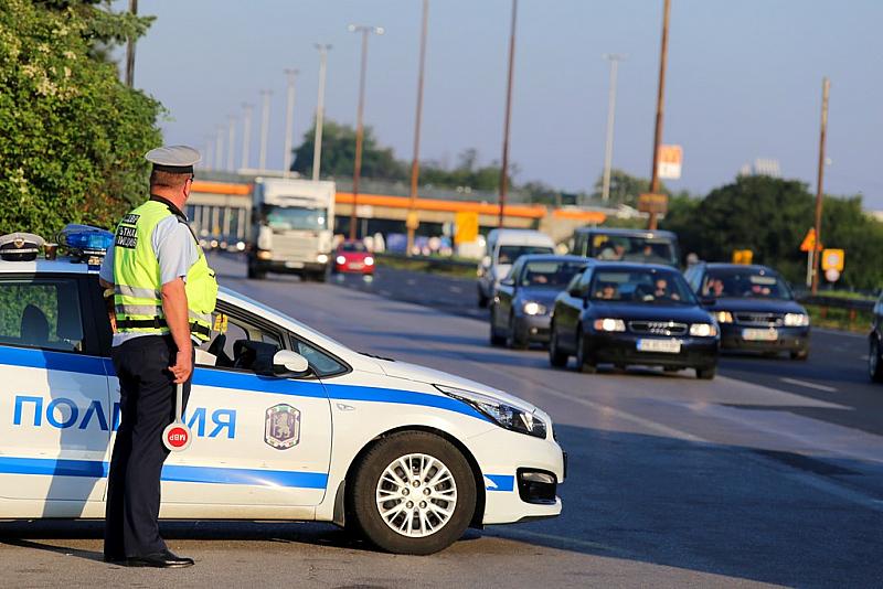 От днес започва специализирана операция на пътна полиция в цялата