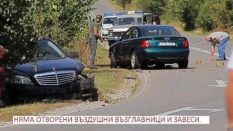 Около катастрофата с председателя на парламента: ПРЕДСТАВИХА НИ ИНСЦЕНИРОВКА Пътен