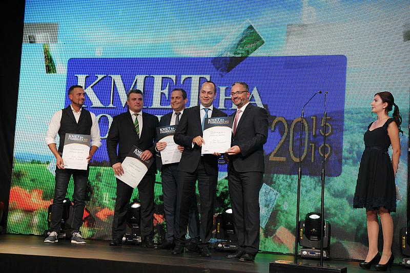 Регионалният мениджър на ЧЕЗ за България връчи наградите в категория