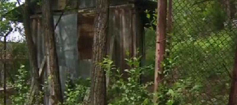 Западнало ранчо в покрайнините на Костенец е било скривалище на