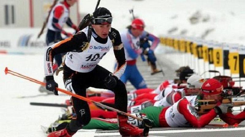 Европейският шампион от Минск в индивидуалната дисциплина на 20 км