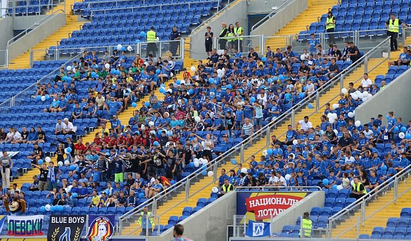 Отборът на Левски ще играе следващото си домакинство в европейските
