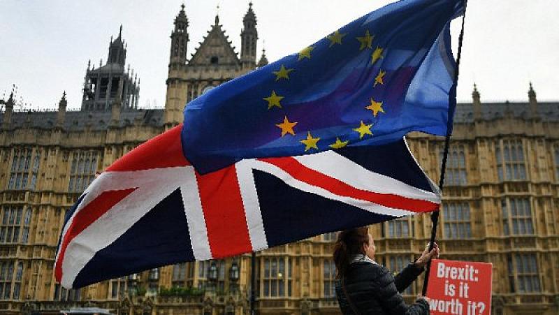 Снимка: Публикуваха секретен доклад за последиците от Брекзит без сделка