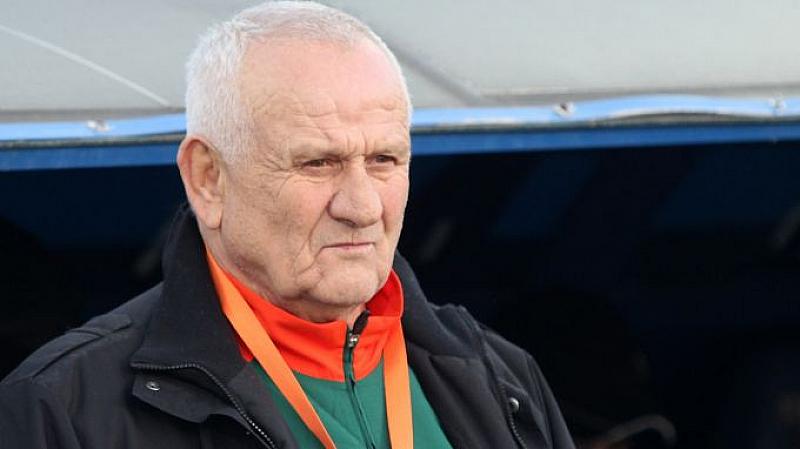 Люпко Петрович вече няма да изпълнява ролята на консултант, а