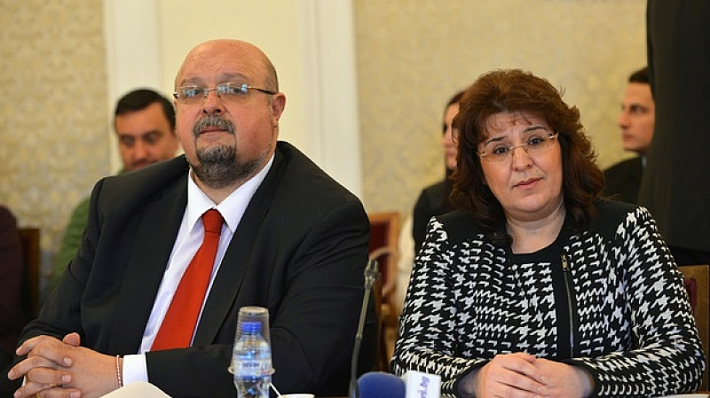 Станислав Лютов и Елена Костадинчев са обвинени за умишлена безстопанственост