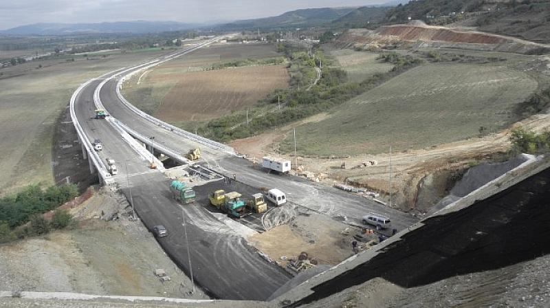 До края на 2021 г. магистралата София-Белград ще бъде готова.