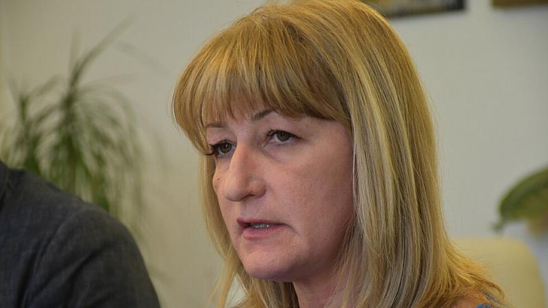 Изпълнителният директор на Агенцията за социално подпомагане (АСП) Румяна Петкова
