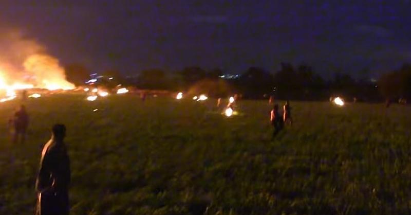 Жертвите от взрива и последвалия пожар на тръбопровод в Мексико