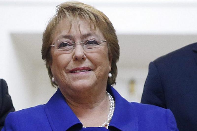 Върховният комисар на ООН по правата на човека Мишел Бачелет