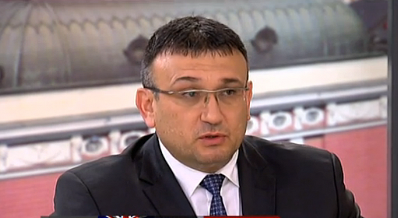 Назначаването на Младен Маринов за министър на вътрешните работи възмути