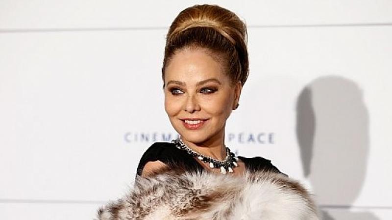 Италианската кинозвезда Орнела Мути пристигна в България.Актрисата ще бъде специален