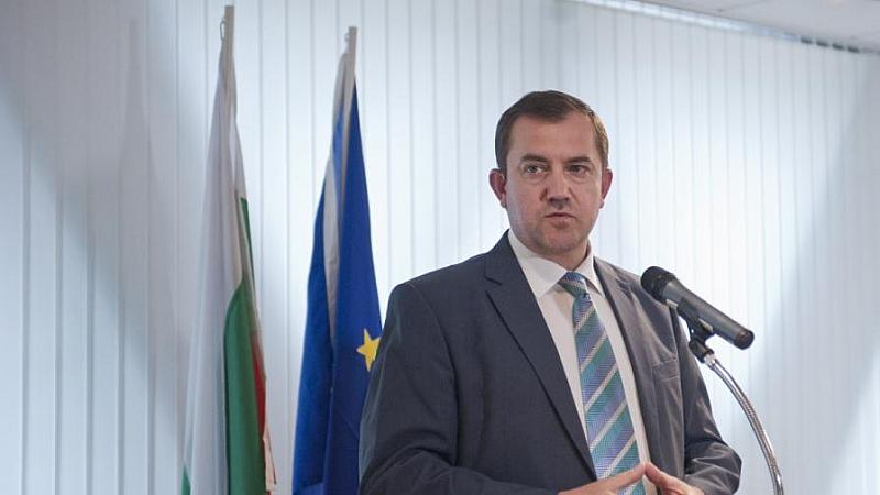 Европейската комисия назначи Огнян Златев за началник на представителството на