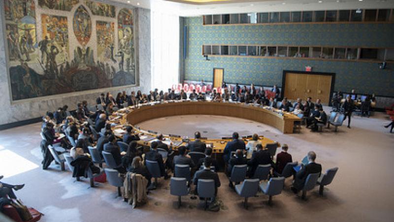 В Съвета за сигурност на ООН Русия и Китай наложиха