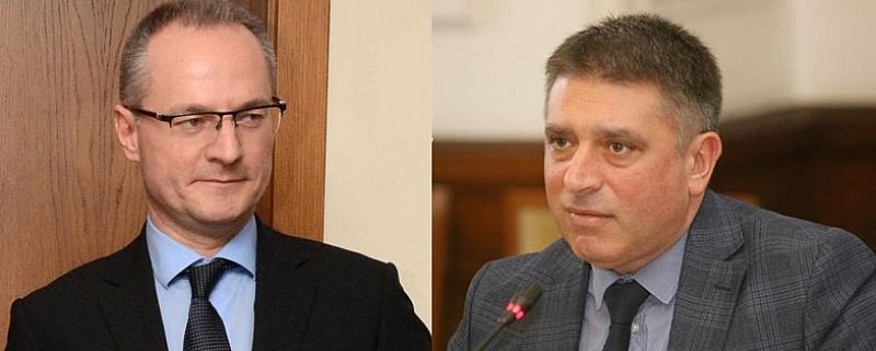 Председателят на Върховния касационен съд Лозан Панов покани министъра на