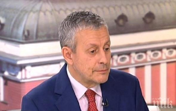Соломон Паси: Не се нуждаем от солови акции в Черно море