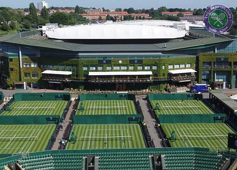 Откритото първенство на Великобритания по тенис Уимбълдън беше отменено заради