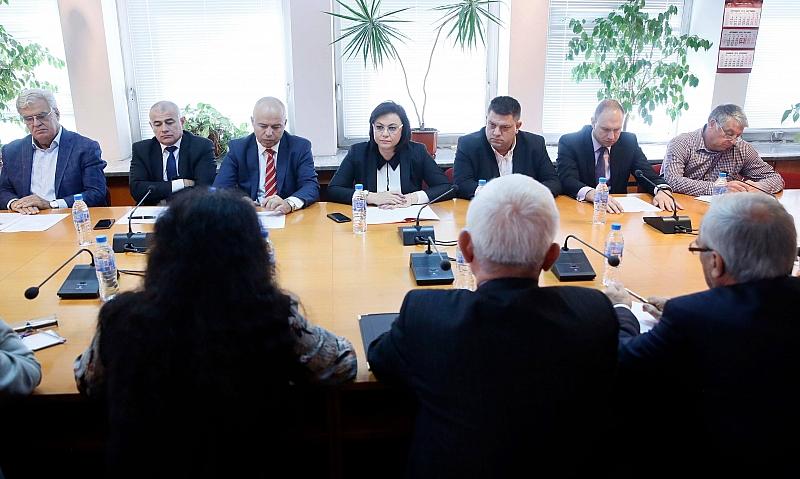 """""""В алтернативния бюджет на БСП за 2019 г. ще внесем"""