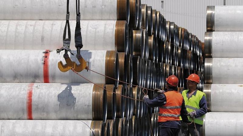 """В Сърбия започва строителството на 403-километровото отклонение на газопровода """"Турски"""