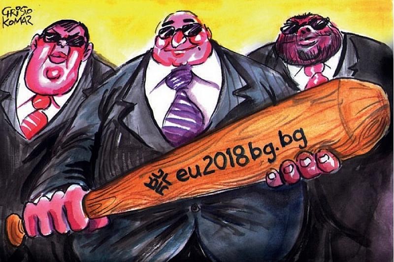 Делян Пеевски има много карикатуристи. Аз не усещам свръхмощна подкрепа.