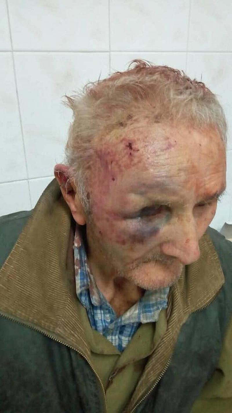 Роми зверски пребиха и ограбиха дядо в плевенското градче Славяново.