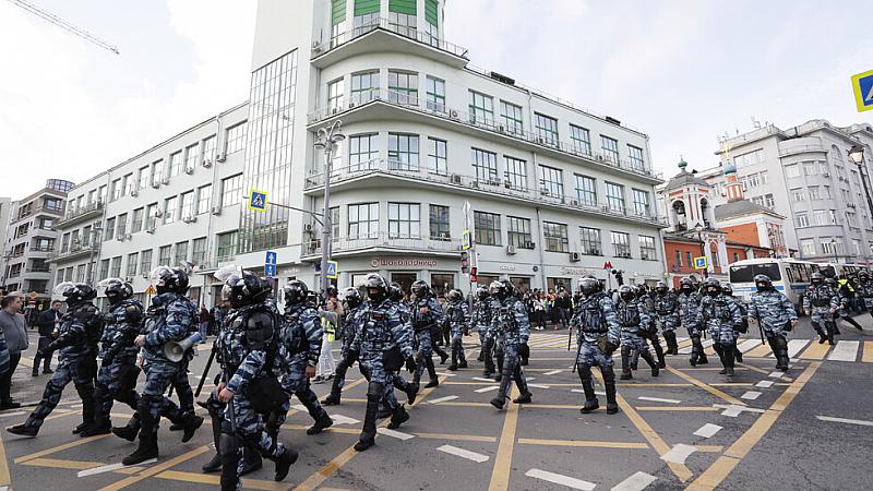 Руската опозиция обяви, че ще организира нов протест в събота