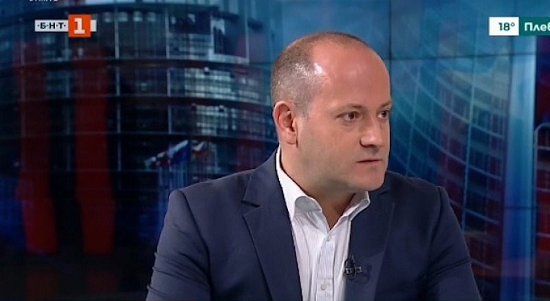 """Радан Кънев беше категоричен пред БНТ, че """"Демократична България"""" никога"""
