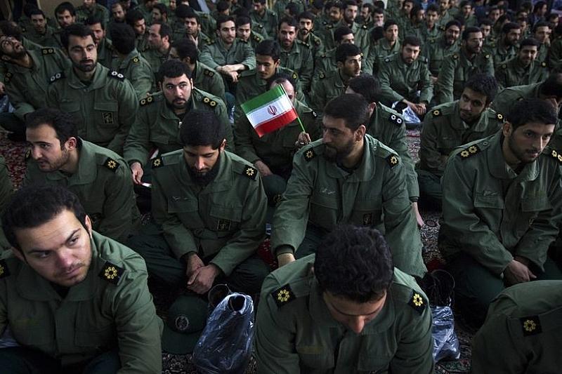 Революционната гвардия на Иран обяви, че е смазала бунта в
