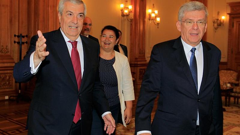 Управляващата коалиция в Румъния се разпадна. Тя управляваше страната от