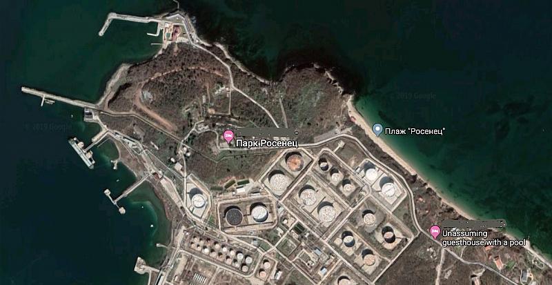 """30 млн. лева ще струва рехабилитация на пристанищен терминал """"Росенец"""","""