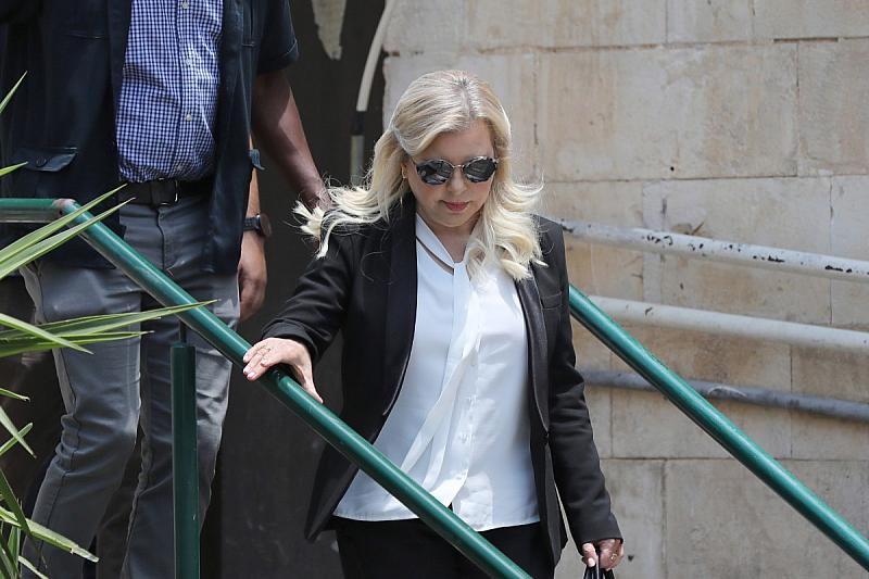 Израелски съд наложи глоба на съпругата на премиера на страната