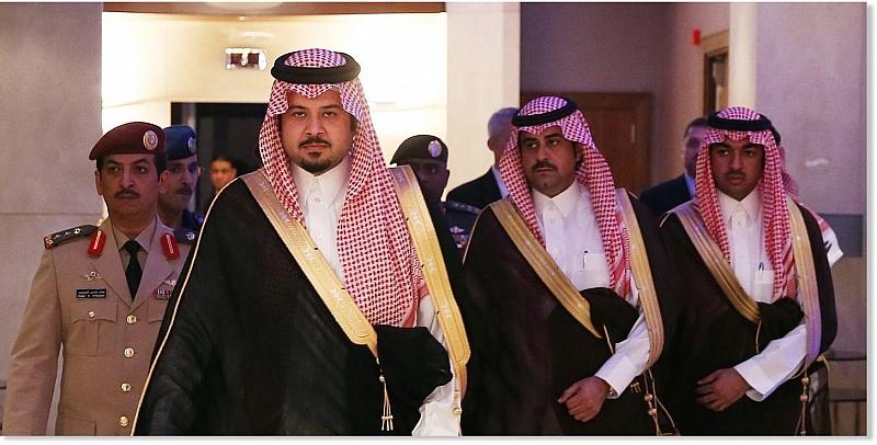 Всички членове на саудитското кралско семейство, арестувани за корупция, са