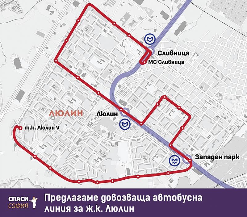 Един от основните проблеми на градския транспорт в София е