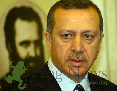 Ердоган: Войната между кръста и полумесеца започна в Европа