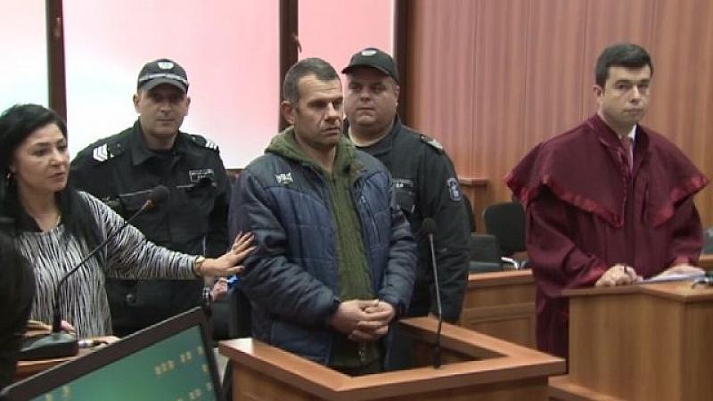 Съдът в Пловдив остави в ареста бившия рейнджър Светослав Каменов,