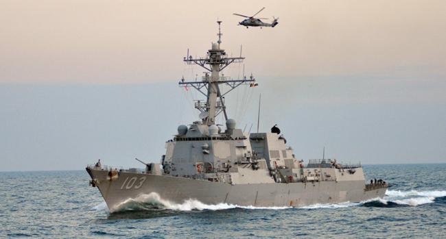 Два американски бойни кораба навлязоха в Черно море. Първи бе
