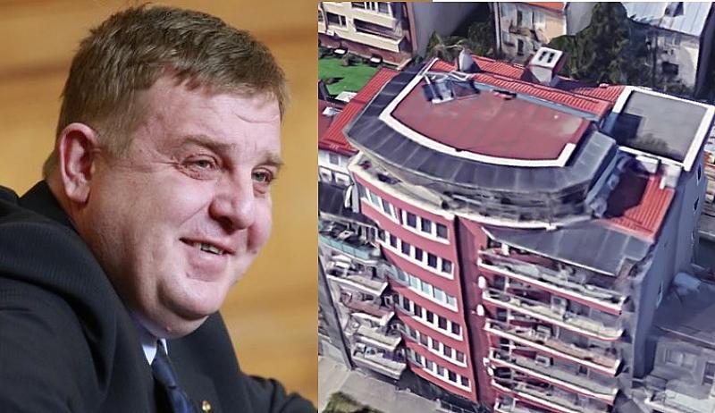 И вицепремиера Красимир Каракачанов се оказа с имотна продобивка от