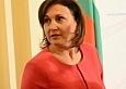 Бъчварова ще оценява законопроектите на министрите