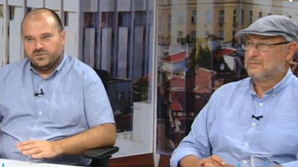 Кин Стоянов: Отвращението трябва да нарасне като цунами и да помете всичко