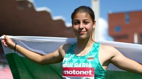 Това е новата световната шампионка Александра Начева